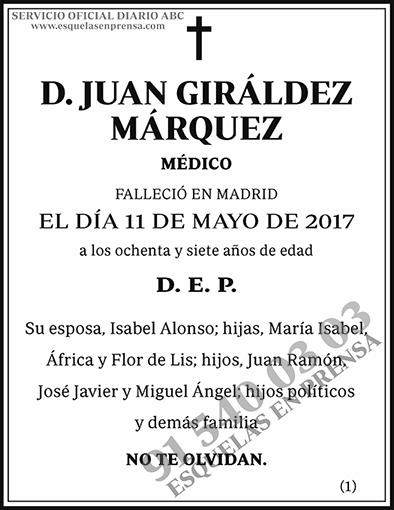 Juan Giráldez Márquez